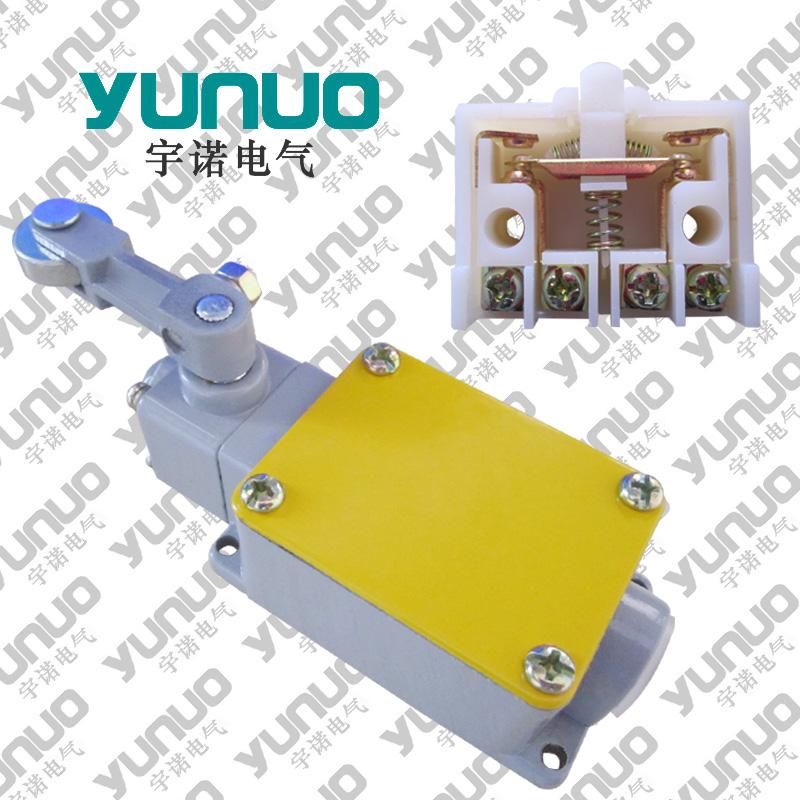 行程开关适用于交流50hz,电压至380v或直流电压至220v的控制电路中